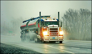 tanker truck service and repair