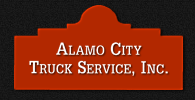 alamo city truck services logo