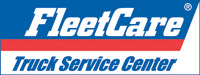 fleetcare truck service center logo